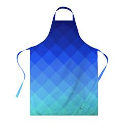 Blue geometria