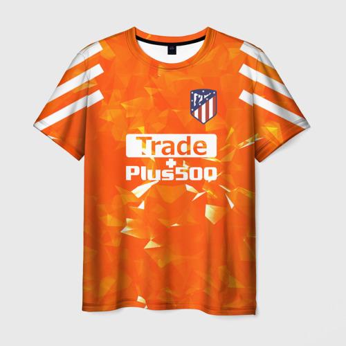 Мужская футболка 3D  Фото 03, Atletico Madrid Original #5