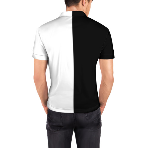 Мужская рубашка поло 3D  Фото 04, Орел 30 Seconds to Mars
