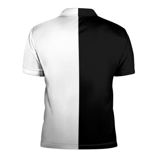 Мужская рубашка поло 3D  Фото 02, Орел 30 Seconds to Mars