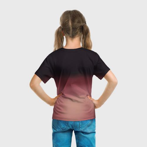 Детская футболка 3D Группа Kiss Фото 01