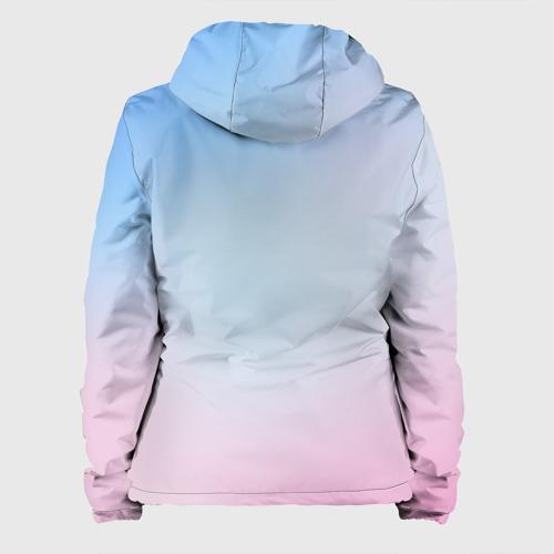 Женская куртка 3D  Фото 02, The XX Pink