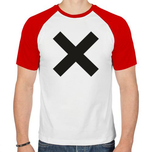 Мужская футболка реглан  Фото 01, X