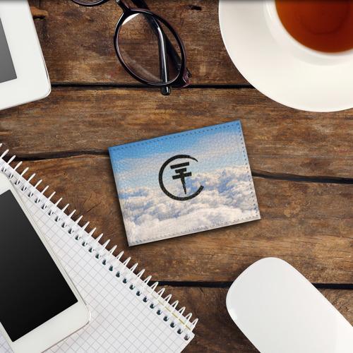Обложка для студенческого билета  Фото 03, Clouds Tokio Hotel