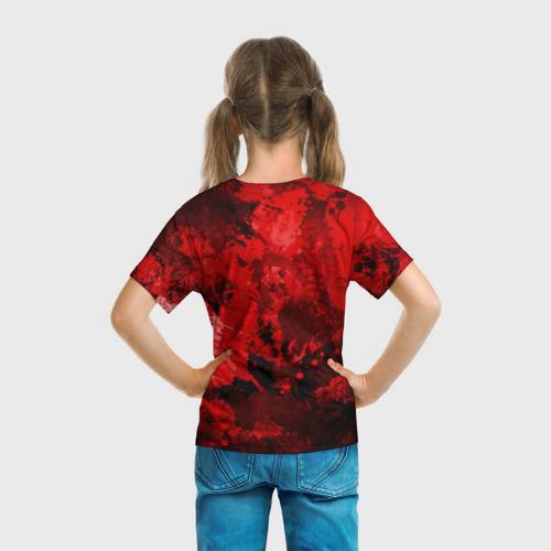 Детская футболка 3D The Demon, Kiss Фото 01