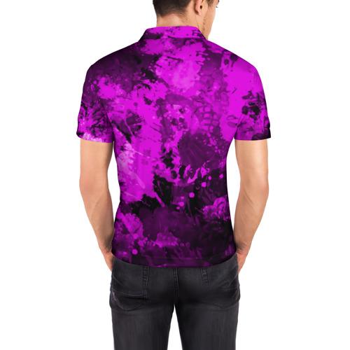 Мужская рубашка поло 3D  Фото 04, Starchild, Kiss