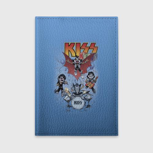 Обложка для автодокументов Kiss Фото 01
