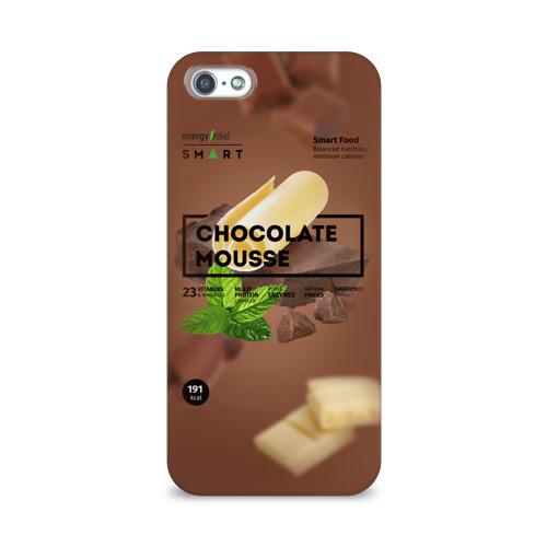 Чехол для Apple iPhone 5/5S 3D  Фото 01, Chocolate Mousse