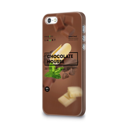 Чехол для Apple iPhone 5/5S 3D  Фото 03, Chocolate Mousse