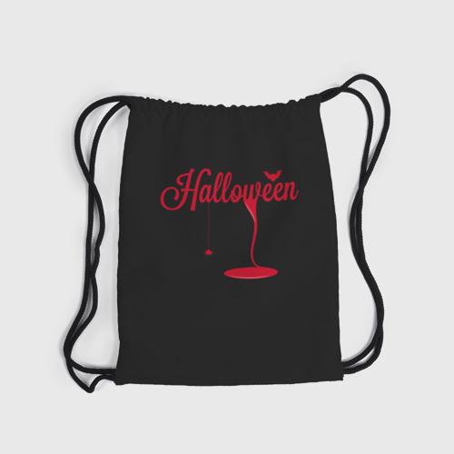Рюкзак-мешок 3D  Фото 04, Кровавый хэллоуин