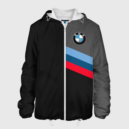 Мужская куртка 3D  Фото 01, BMW  Brand Tricolor