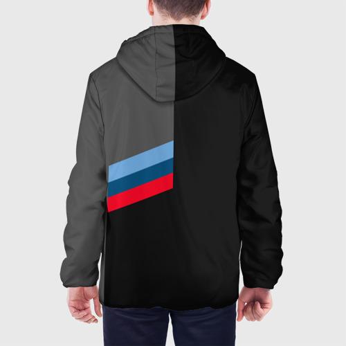Мужская куртка 3D  Фото 05, BMW  Brand Tricolor