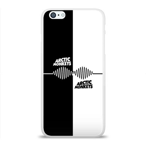Чехол для Apple iPhone 6Plus/6SPlus силиконовый глянцевый  Фото 01, Arctic Monkeys