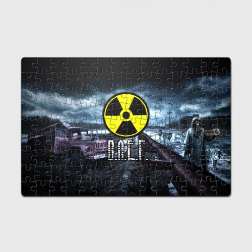 Пазл магнитный 126 элементов  Фото 01, S.T.A.L.K.E.R. - О.Л.Е.Г.