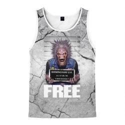 FREE Iron Maiden