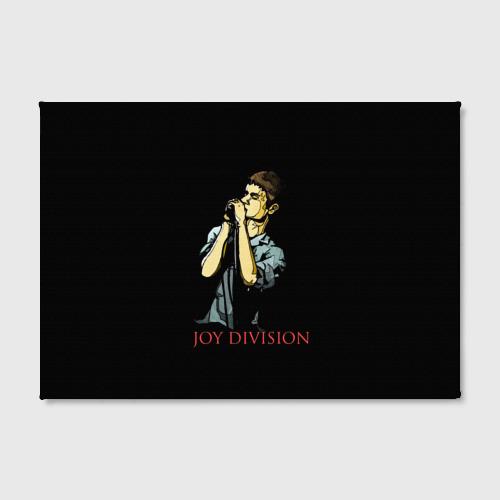 Холст прямоугольный Joy Division Фото 01