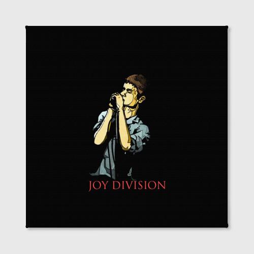 Холст квадратный Joy Division Фото 01