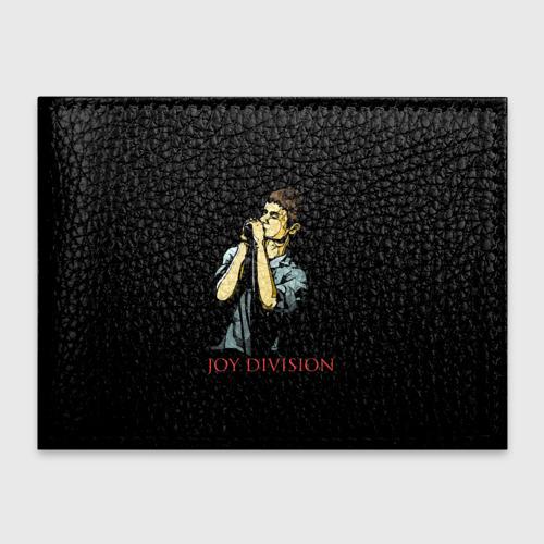 Обложка для студенческого билета Joy Division Фото 01