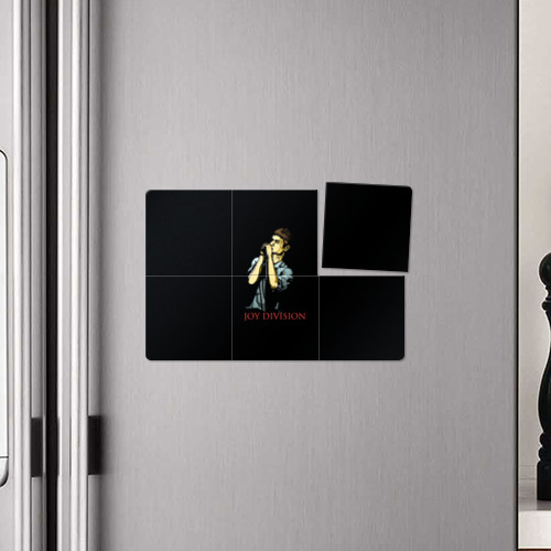 Магнитный плакат 3Х2 Joy Division Фото 01