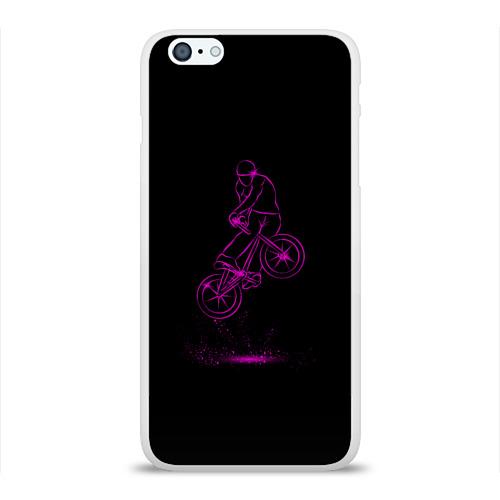 Чехол для Apple iPhone 6Plus/6SPlus силиконовый глянцевый  Фото 01, BMX