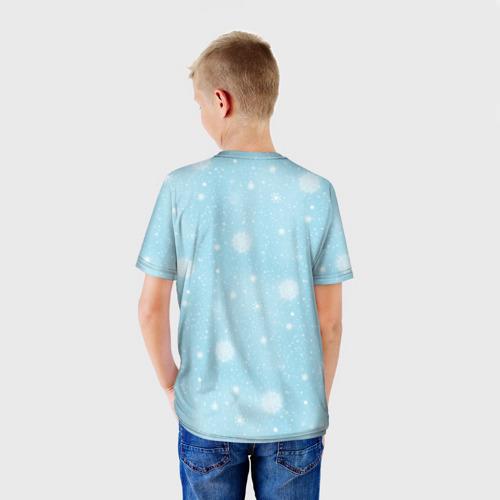 Детская футболка 3D Зайка Фото 01