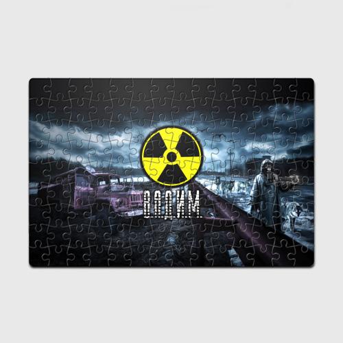 Пазл магнитный 126 элементов  Фото 01, S.T.A.L.K.E.R. - В.А.Д.И.М.