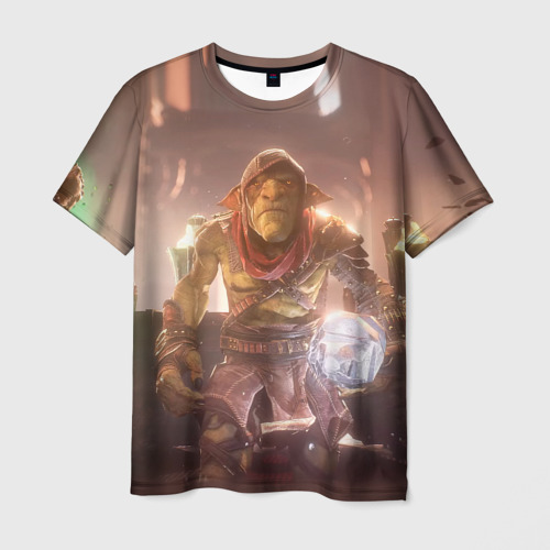 Мужская футболка 3D  Фото 03, Styx