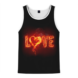 Love and flame