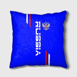 Russia надпись и герб