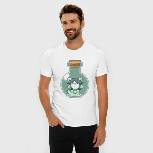 Мужская футболка премиум  Фото 03, Темми