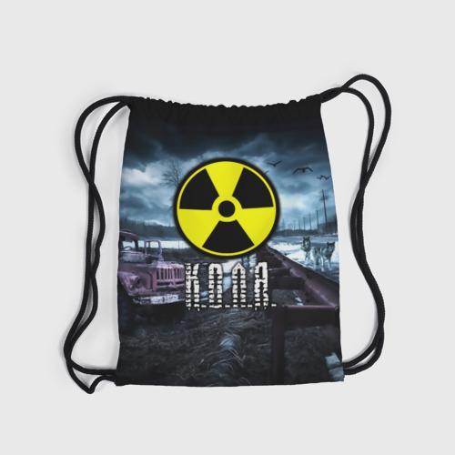 Рюкзак-мешок 3D S.T.A.L.K.E.R. - К.О.Л.Я. Фото 01