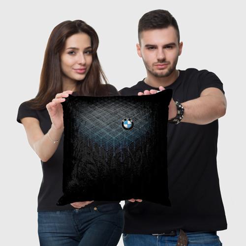 Подушка 3D  Фото 05, BMW 2018 Line pattern