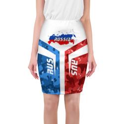 Страна Russia с камуфляжем