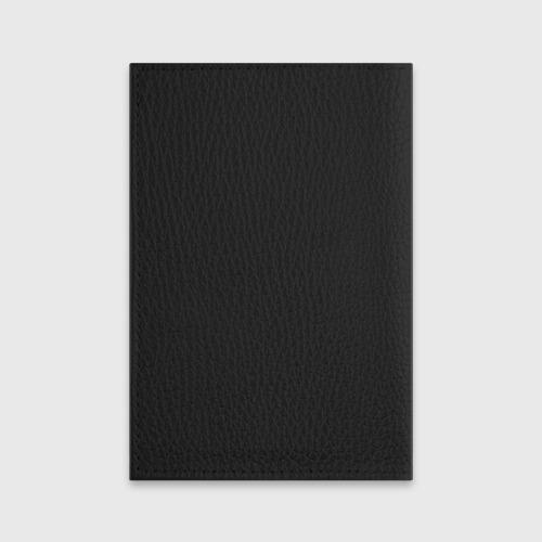 Обложка для паспорта матовая кожа Krampus Фото 01