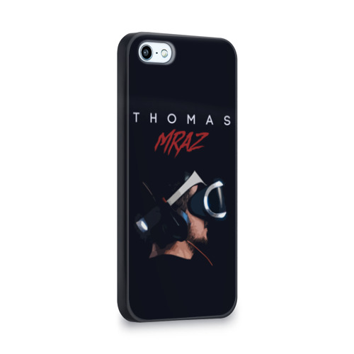 Чехол для Apple iPhone 5/5S 3D  Фото 02, Thomas Mraz