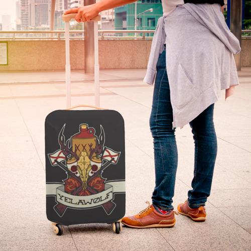 Чехол для чемодана 3D Yelawolf Фото 01