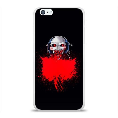 Чехол для Apple iPhone 6Plus/6SPlus силиконовый глянцевый  Фото 01, Пила