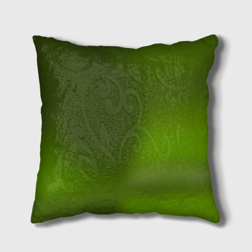 Подушка 3D  Фото 02, Лягушка