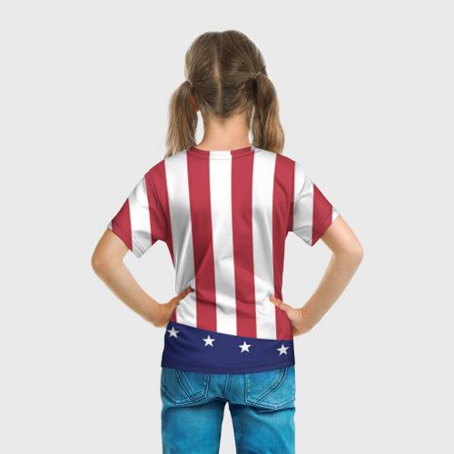 Детская футболка 3D  Фото 04, Антуан Гризманн Атлетико