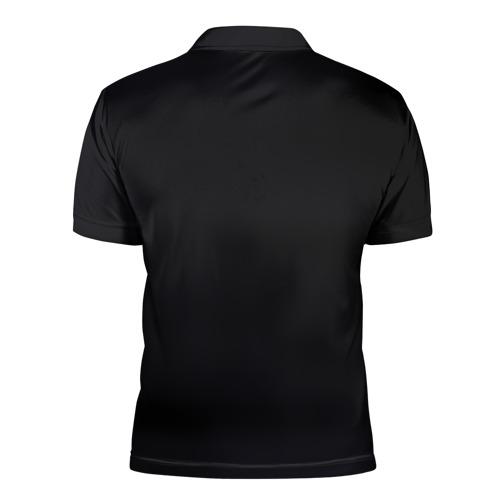 Мужская рубашка поло 3D  Фото 02, Птица-гром