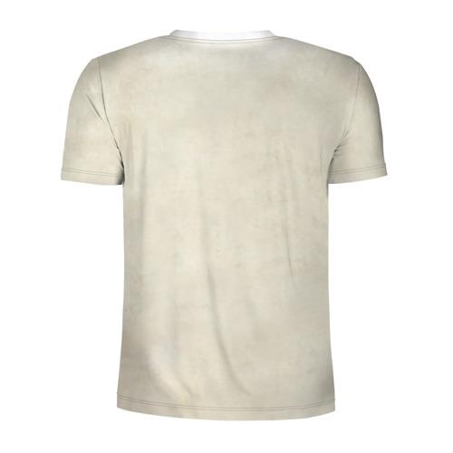 Мужская футболка 3D спортивная  Фото 02, Птица-гром