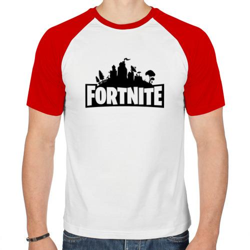 Мужская футболка реглан  Фото 01, Fortnite