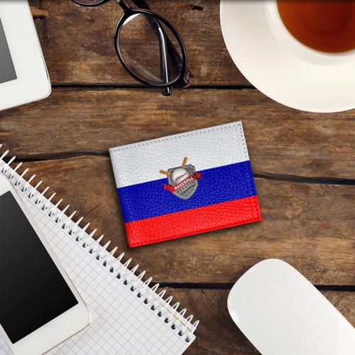 Обложка для студенческого билета  Фото 03, Бейсбол Россия