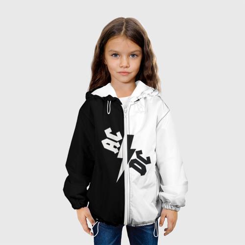 Детская куртка 3D  Фото 04, AC DC