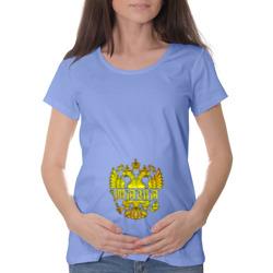Маша в золотом гербе РФ