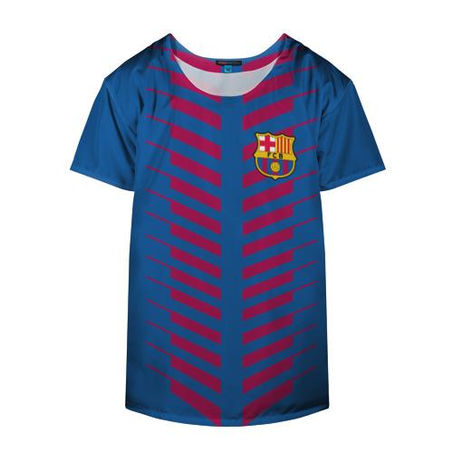 Накидка на куртку 3D  Фото 04, FC Barcelona 2018 Creative