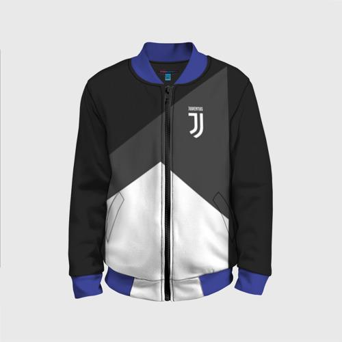 Детский бомбер 3D Juventus 2018 Original #8