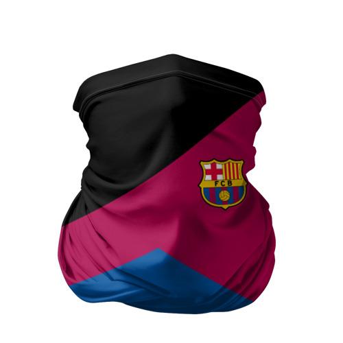 Бандана-труба 3D  Фото 01, FC Barcelona #9