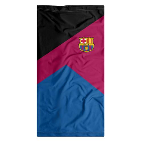 Бандана-труба 3D  Фото 07, FC Barcelona #9