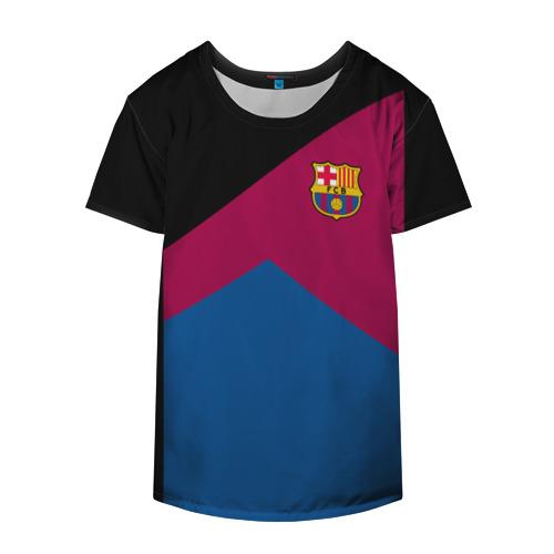 Накидка на куртку 3D  Фото 04, FC Barcelona #9
